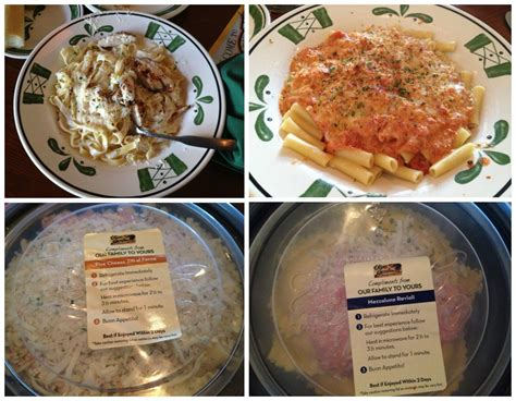 Order Olive Garden by Family Dinners With Olive Garden S Buy One Take One Deal