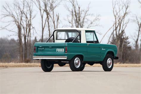 ford bronco half cab 1967 ford bronco half cab