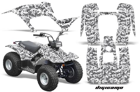Decal Yamaha X Ride Camo amr racing graphics manufactures premium decals for the