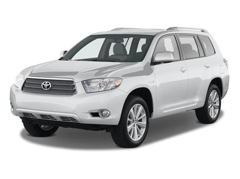 suv toyota 2008 2008 toyota highlander reviews and rating motor trend