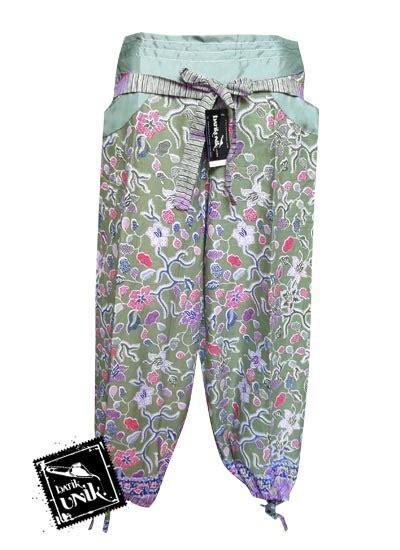 Celana Batik Zr celana batik aladin panjang motif batik modern celana