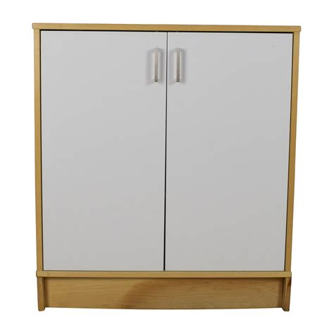 used ikea cabinets 59 off west elm west elm parsons buffet storage