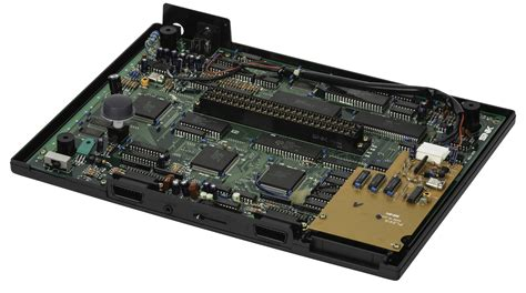 neo geo aes console file neo geo aes opened fl jpg wikimedia commons