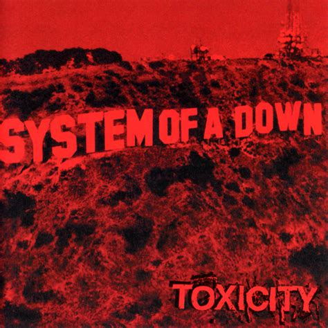 system of a down toxicity album system of a down toxicity limited edition