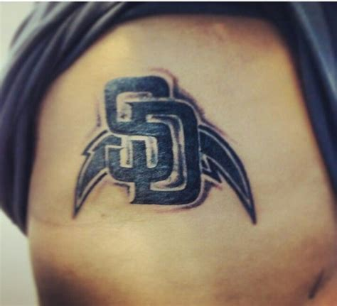 san diego tattoo designs best 25 san diego chargers ideas on la