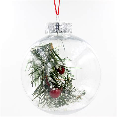 plastic tree ornaments 28 best clear decorations 25 best ornaments