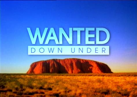 down under bbc wanted down under series 8 application form