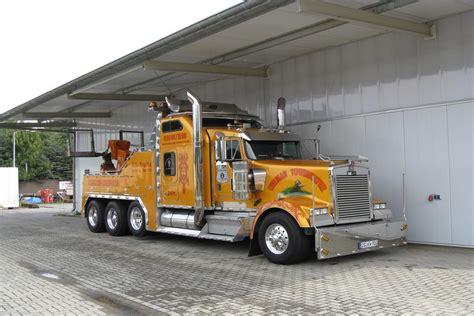 kenworth trucks deutschland der f 252 r mich sch 246 nste abschleppwagen in deutschland ist