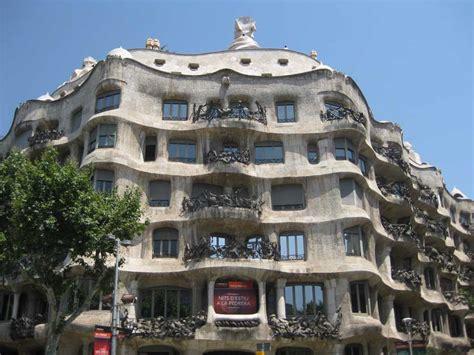 casa mila la pedrera barcelona e architect