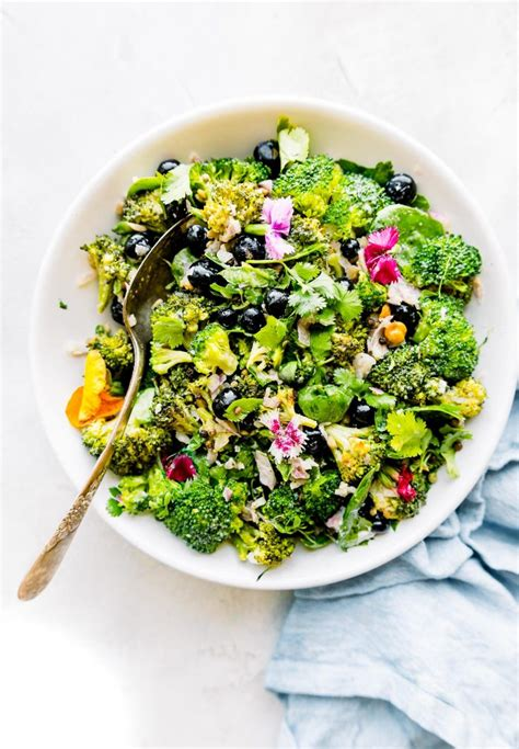 Mayo Detox by No Mayo Detox Broccoli Salad