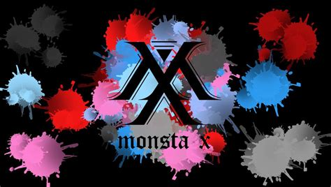 explore  awesome monsta  wallpaper  logo