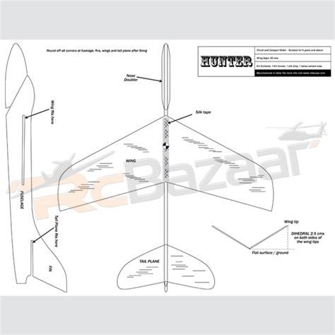 woodwork catapult balsa glider plans  plans