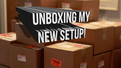Www Ibuypower Com Giveaway - unboxing my new ibuypower pc set up giveaway winner youtube