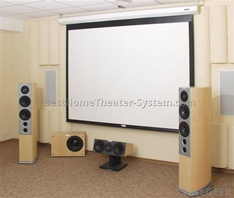 room size for projector home theater best home theater