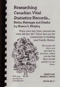 Canadian Birth Records Family Roots Publishing Product View