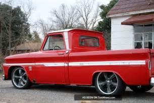 1964 Chevrolet C10 1964 Chevy C10 Shortbed Hotrod Ratrod Fleetside Sbc Tremec