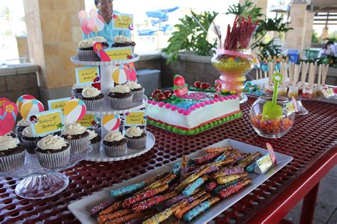 party decorations for adults my life as a cupcake addict dessert table lindsey s