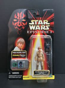 Wars Episode 1 Commtech Edition Anakin Skywalker Figure 1 wars episode 1 anakin skywalker figure for sale in dublin 2 dublin from phillyg98