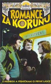 film romance za korunu romance za korunu 1975 starring miroslava safr 225 nkov 225