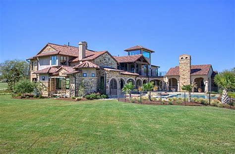 houses for sale in burleson tx spanish style new build on 70 acres in burleson tx homes of the rich