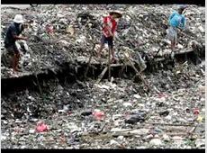 Einer der schmutzigsten Flüsse der Welt: Citarum River ... Ioda