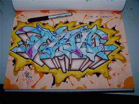 grafiti   graffiti design sketches  full color
