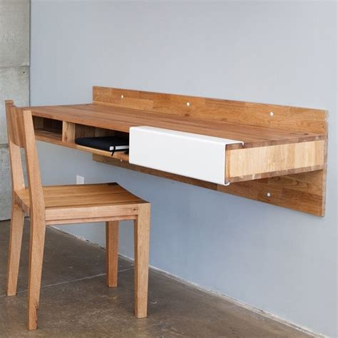 Floating Laptop Desk Amazing Custom Diy Wood Wall Mounted Floating Computer Desk With Storage Ideas Along Drawer
