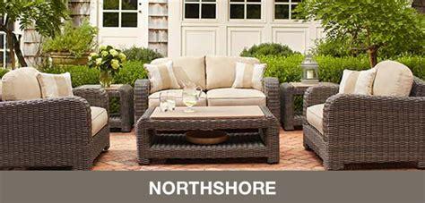 brown patio furniture