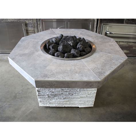 top pits gray porcelain tile top pit w white stacked