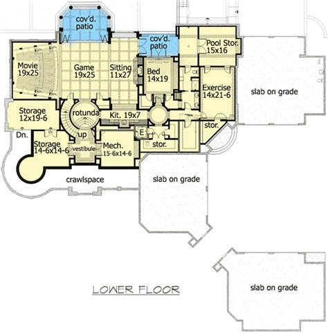 spectacular shingle style house plan 23413jd