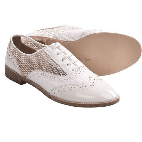 womens white oxford shoes erma oxford shoes for save 79