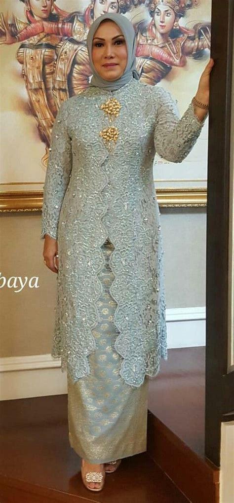 kebaya mama pakaian pernikahan pakaian pesta wanita