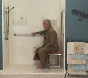 Senior Shower Stalls by 25 Best Ideas About Roll In Showers On