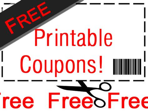 printable grocery coupons no registration free printable grocery coupons check before you head to