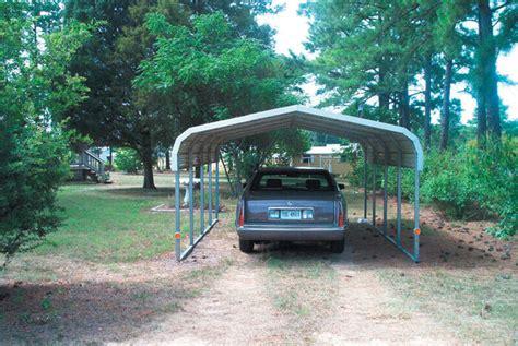 Metal Carport Frame by Pre Fab Carport A Frame Galvanized Steel Frame Garage Ebay