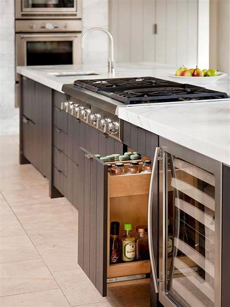 Kitchen Storage Islands Kitchen Island Storage Ideas And Tips