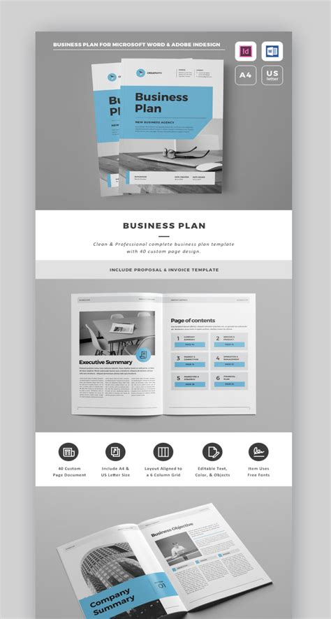 design haven 12 professional business plan templates