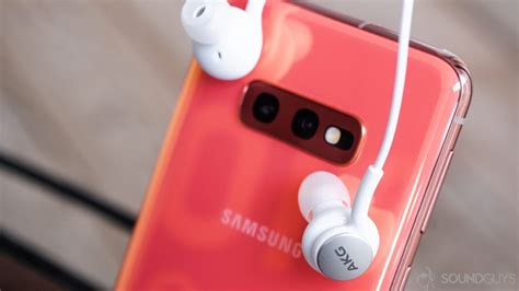 samsung earphones for s10 akg samsung galaxy s10 earbuds review soundguys