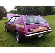 1972 AMC Gremlin X At Mason Dixon Dragway 2014 Purple