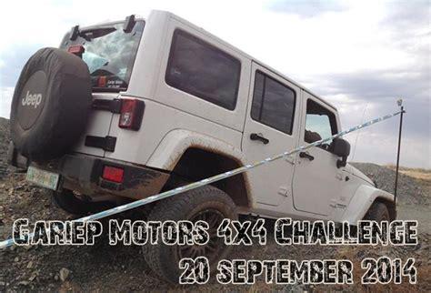 gariep motors kimberley 4x4 gariep motors 4x4 challenge kimberley