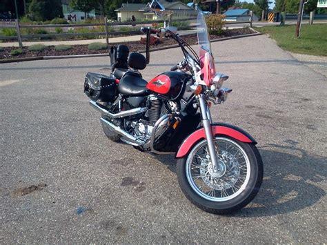 1995 honda shadow 1995 honda shadow ace motorcycles for sale
