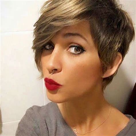 cute short pixie haircuts hairstyles haircuts 2016 2017 30 best pixie haircuts 2016 2017 the best short
