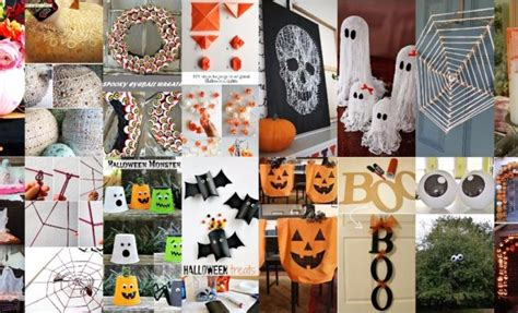 halloween decorations that you can make at home halloween decorations that you can make at home scary