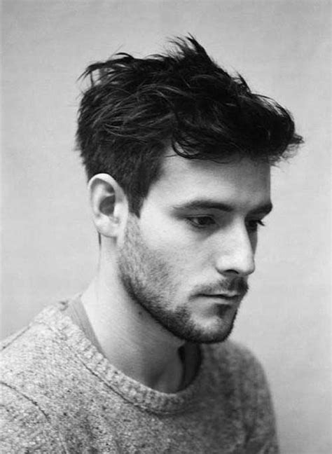 Hairstyles Mens Wavy by 25 Wavy Hairstyles Mens Hairstyles 2018