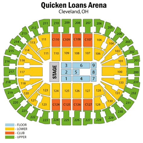 katy perry july 05 tickets cleveland quicken loans arena