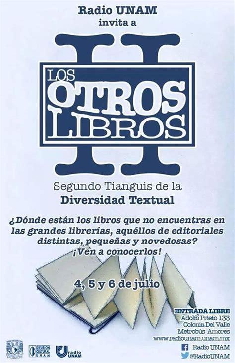 libro los otros estn los otros libros segundo tianguis de diversidad textual