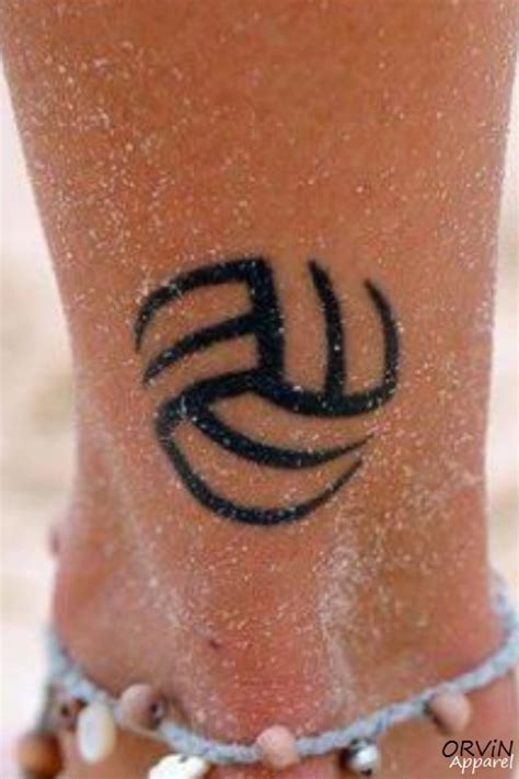 volleyball tattoos 17 best ideas about tattoos on