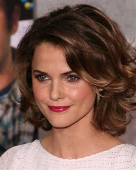 bob haircuts thick wavy hair 20 short haircuts for thick wavy hair short hairstyles