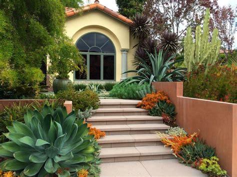 Southwest Backyard Designs Front Yard Mediterranean Landscape San Diego By