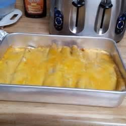 Cottage Cheese Chicken Enchiladas Photos Allrecipes Com Cottage Cheese Chicken Enchiladas